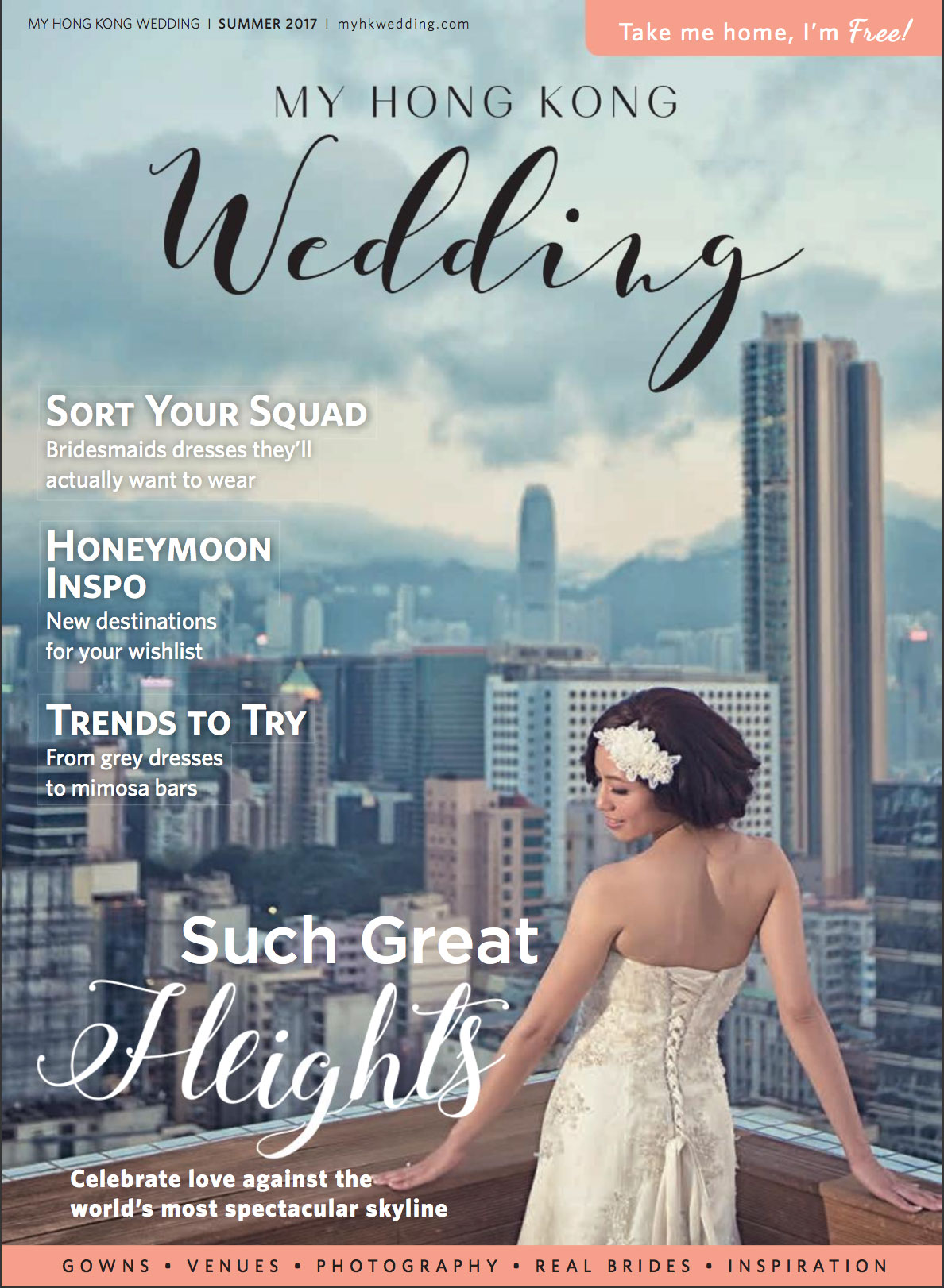 My Hong Kong Wedding