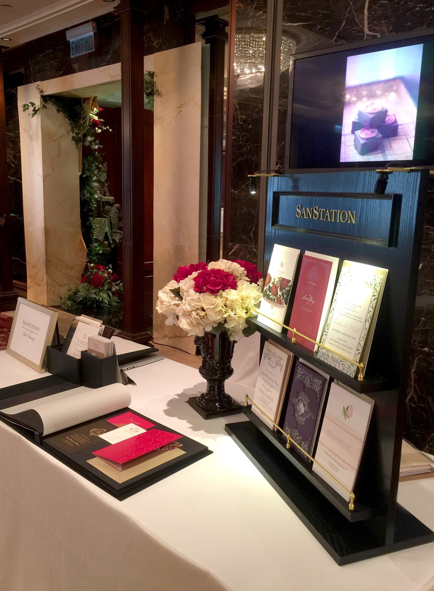 Wedding Fair 2017 at Mandarin Oriental Hong Kong
