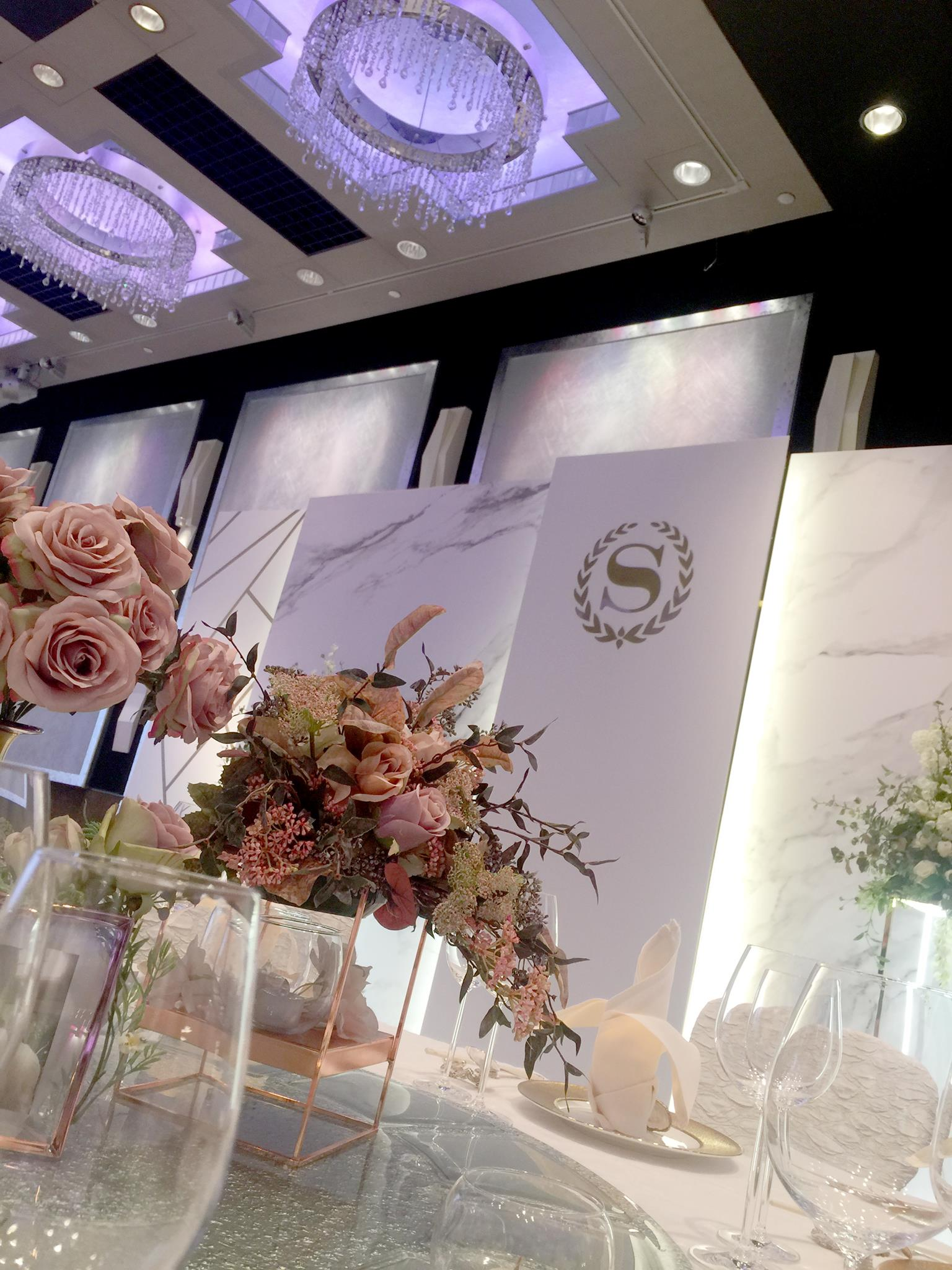 Wedding Perfected - Wedding Trend Showcase & Bridal Fair 2017 at Sheraton Hong Kong Hotel & Towers