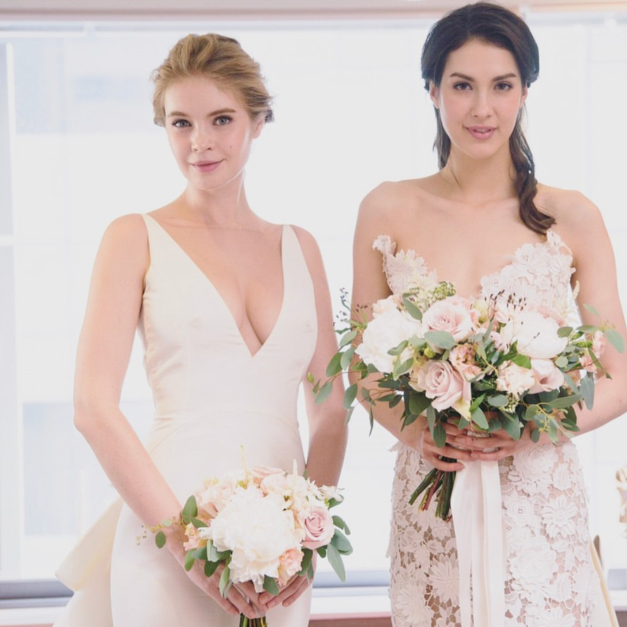 Oscar de la Renta 2018 Trunk Show at Trinity Bridal